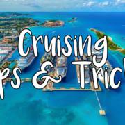 Cruising Tips and Tricks