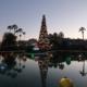 Hollywood Studios at Christmas